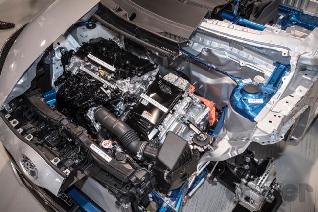 ●新型ヤリスのハイブリッド車に、「トヨタ純正モーターオイル GLV-1 0W-8」を採用