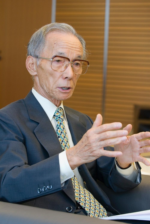 ●2代目(途中から)/3代目カローラの開発責任者を務めた佐々木紫郎氏。モータースポーツにも関心があり、若い技術者の提案からレビン/トレノが誕生